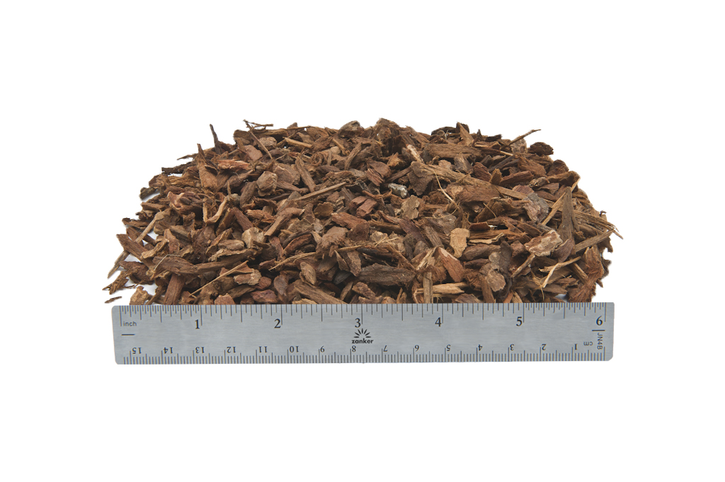 Landscaping Redwood Bark : Mulch redwood small bark lose your lawn now