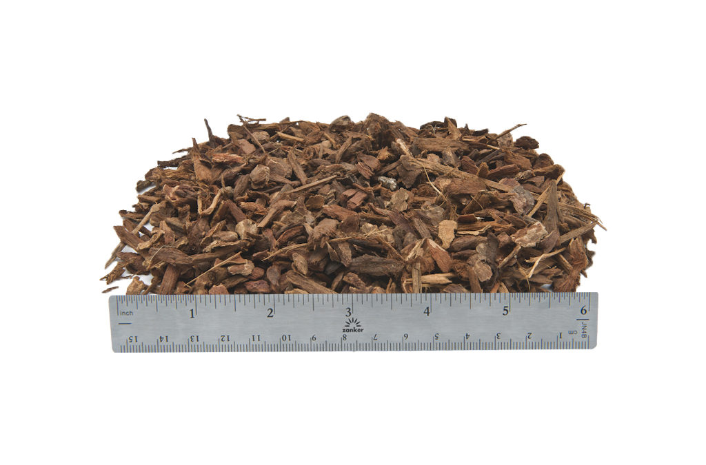 Mulch Redwood Small Bark Lose Your Lawn Now